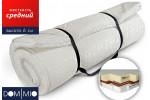 Ортопедический тонкий матрас Double Comfort MatroLuxe - Matro-Roll