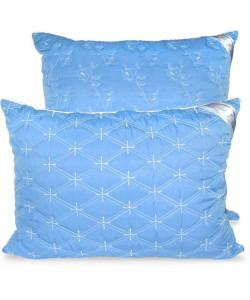 Подушка Эконом стеганная (шарики)