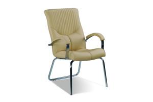 Кресло GERMES steel CFA LB chrome NS