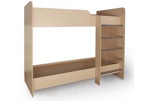 Кровать  6  - двухъярусная (800x1900 / 900x2000)
