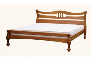 Деревянная кровать Далас