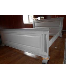 Деревянная кровать Калипсо