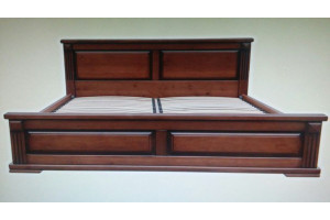 Деревянная кровать Мираж
