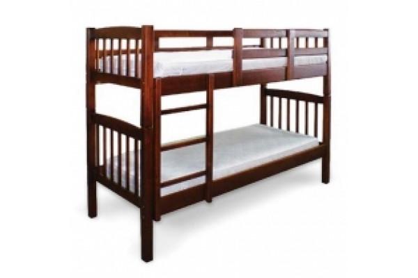 Двухъярусная деревянная кровать Бай-Бай