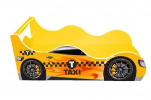 Кровать-машинка Такси с ящиком Драйв