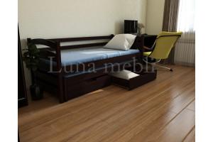 Деревянная кровать Бонни