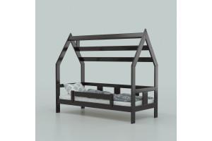 Деревянная кровать NIKO (Нико) Луна