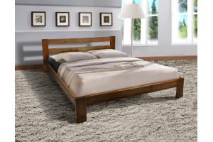 Деревянная кровать STAR МИКС-Мебель