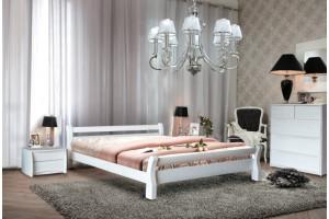 Деревянная кровать МОНРЕАЛЬ (ясень) МИКС-Мебель