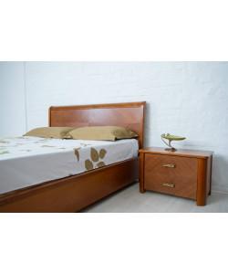 Деревянная кровать АССОЛЬ с подъемным механизмом МИКС-Мебель