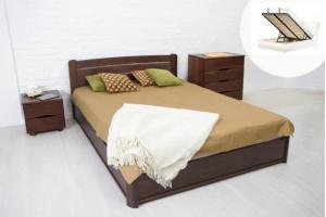 Деревянная кровать СОФИЯ с подъемным механизмом МИКС-Мебель