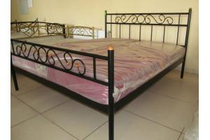 Кровать металлическая ESMERALDA 2 (Эсмеральда 2)