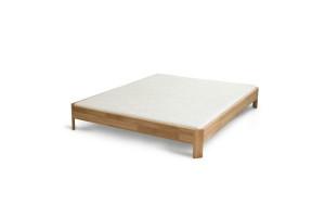 Кровать-подиум из дуба Морфей