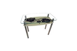 Стеклянный стол КАМЕЛИЯ Sentenzo (Сентензо)