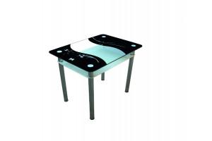 Стеклянный стол КОНТРАСТ Sentenzo (Сентензо)