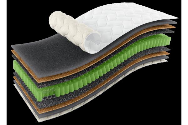 Ортопедический  матрас Omega - EMM - Sleep&Fly Organic