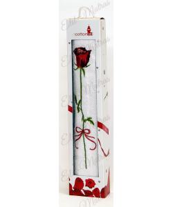 Полотенце Yagmur Роза в коробке (Ягмур)