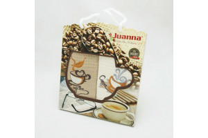 Набор кухонных полотенец Juanna Coffee 2 (Юанна)