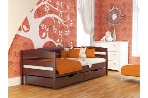 Деревянная кровать Нота Плюс Эстелла Бук