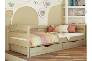 Деревянная кровать Нота Эстелла Бук
