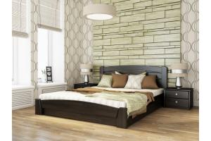 Деревянная кровать Селена Аури Эстелла Бук
