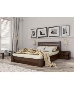 Деревянная кровать Селена Эстелла Бук