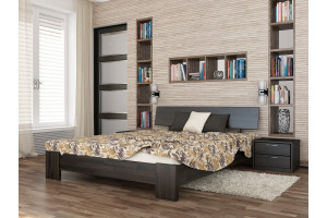 Деревянная кровать Титан Эстелла Бук