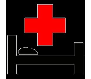 Матрасы для больниц и общежитий Размер спального места 120х190